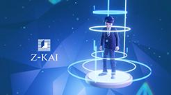 Z-KAI中学生新タブレットコース キミと一緒に進化する学び。篇