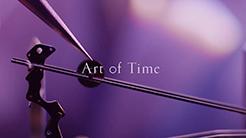 セイコーホールディングスSEIKO ブランド・ミュージックビデオ  Art of Time